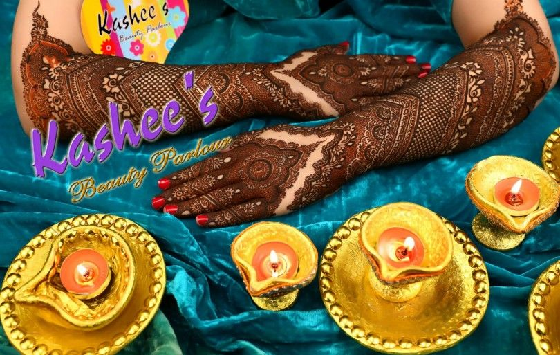 Kashee Bridal Mehndi : Beautiful kashee s mehndi designs collection  for girls