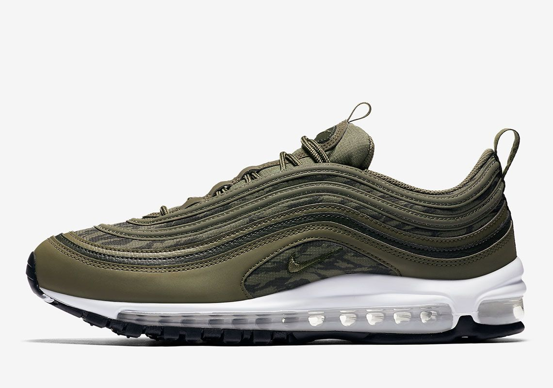 The Nike Air Max 97 Is Coming In More Camo-Style Prints