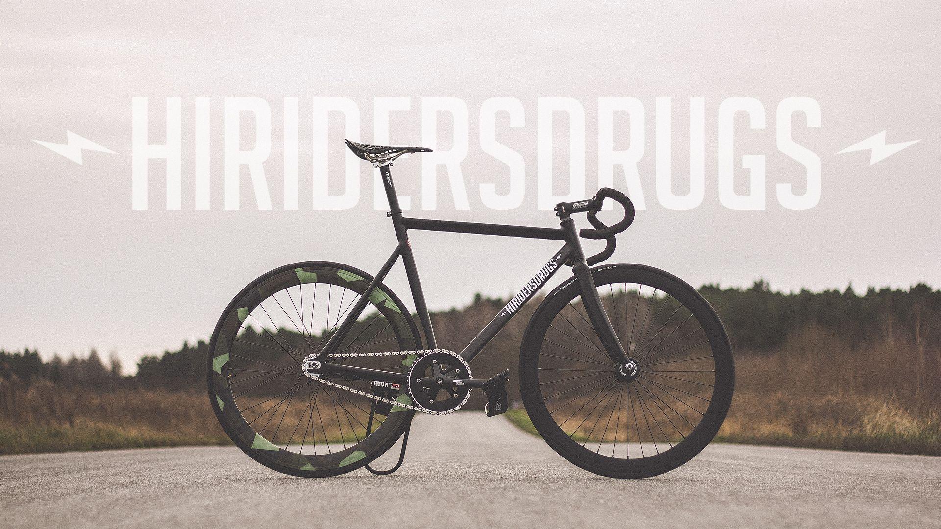 Hi Riders Drugs - Single speed i ostre koło na zamówienie oraz warsztat / serwis rowerowy Gorzów Wielkopolski - ostre koło / fixed gear / fixie / rower torowy