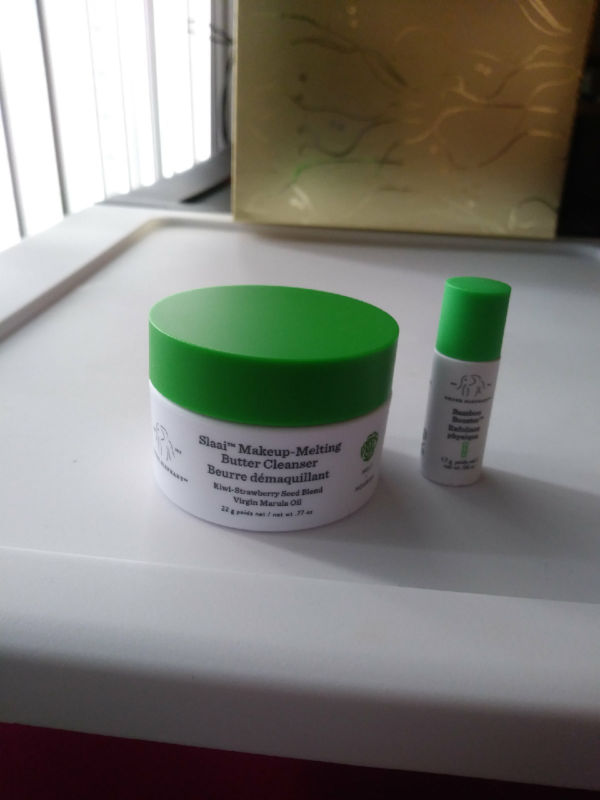 This is the Midi size Slaai Makeupmelting butter cleanser