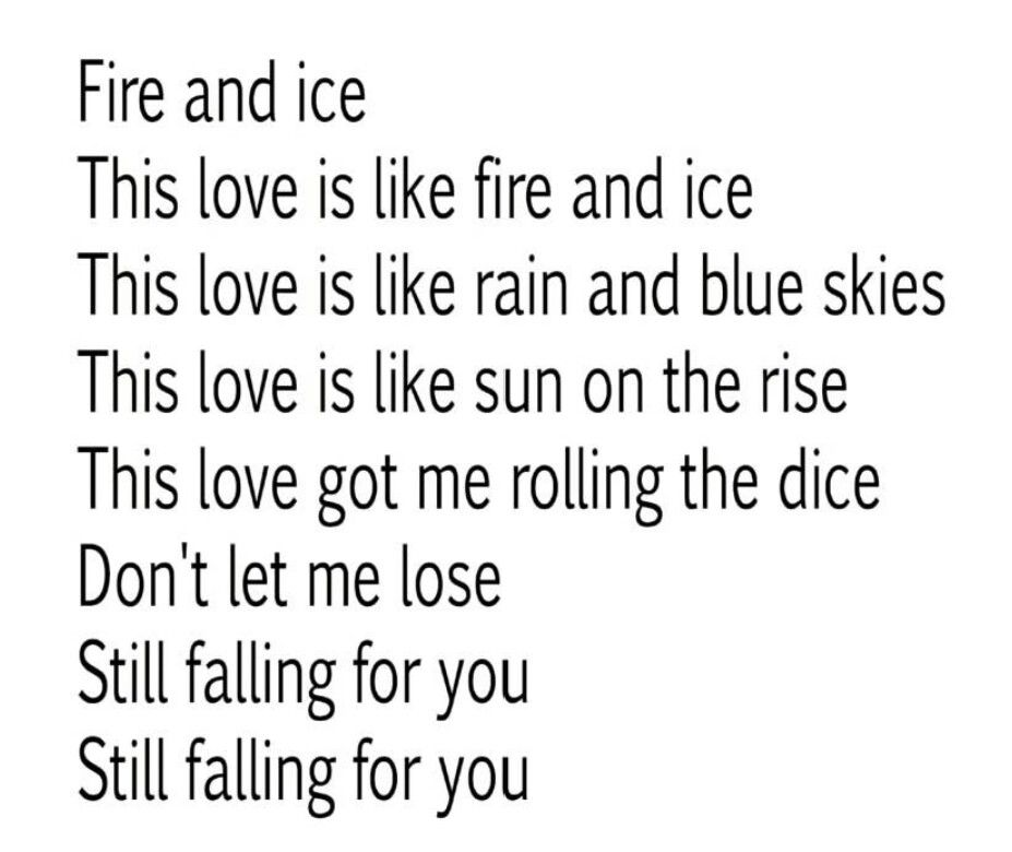 Lyric ellie goulding my blood lyrics : Still falling for you - Ellie Goulding | Lyrics I Love ...