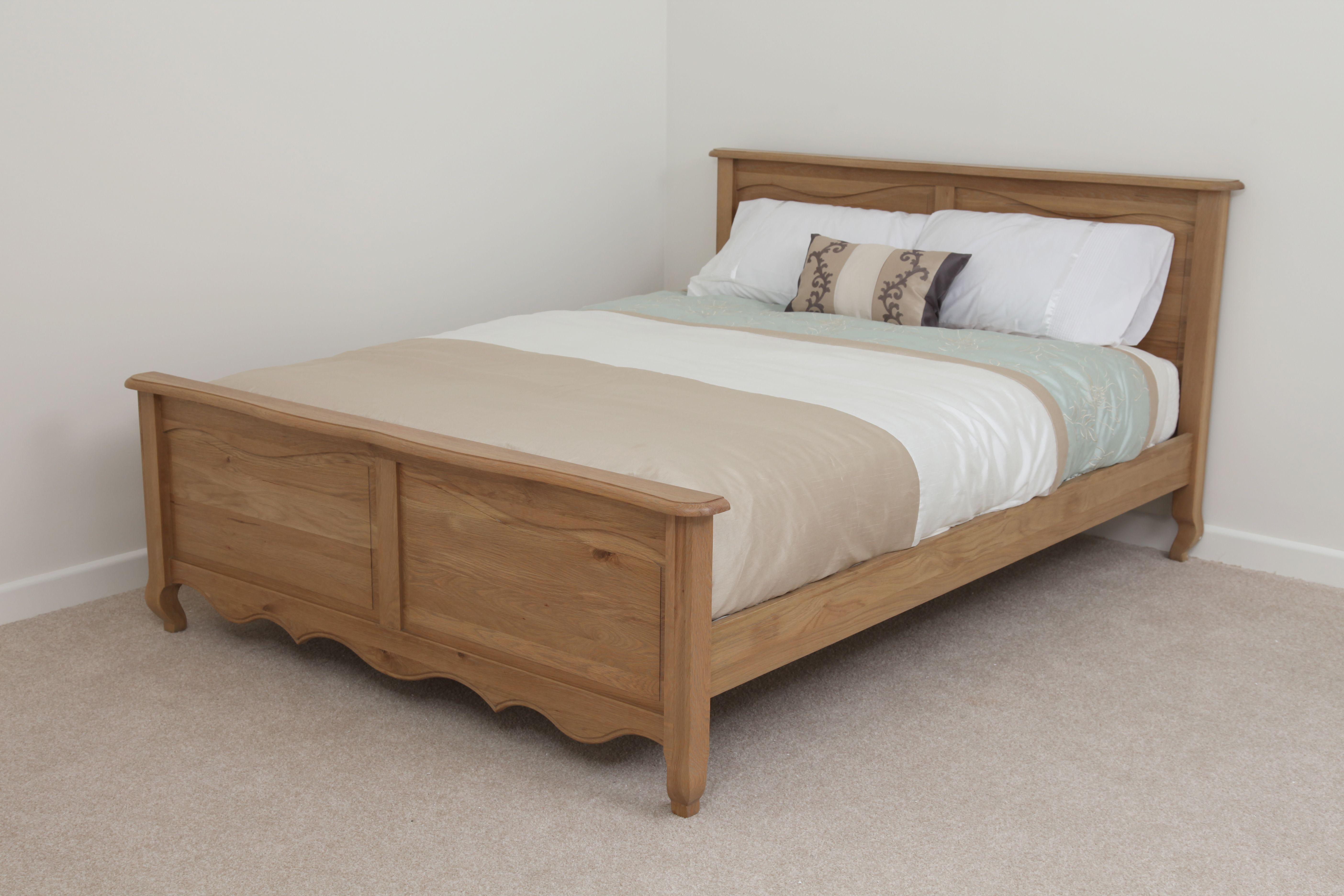 Furniture Ranges From Oak Furniture Land Oak King Size Bed