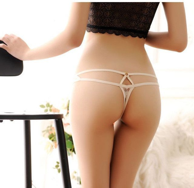 58480aa467 Sexy Women s Panties G Strings Thongs C-String Women Panties Lace Underwear  Briefs See Through Tangas Calcinhas Bragas Lingerie