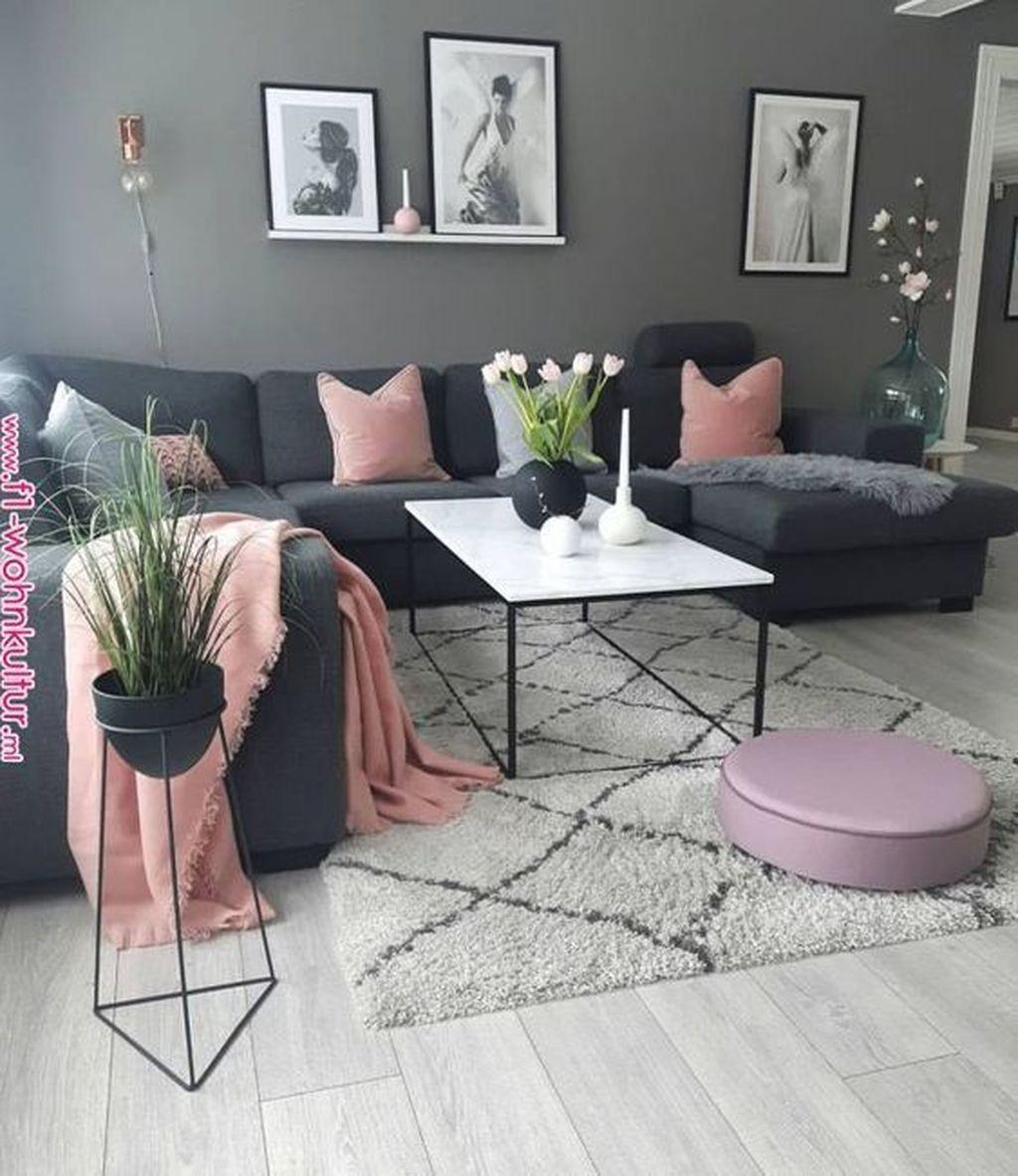 Living Room Grey Designs