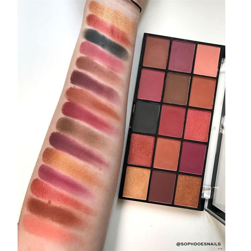 ReLoaded Palette Newtrals 3 Makeup revolution palette