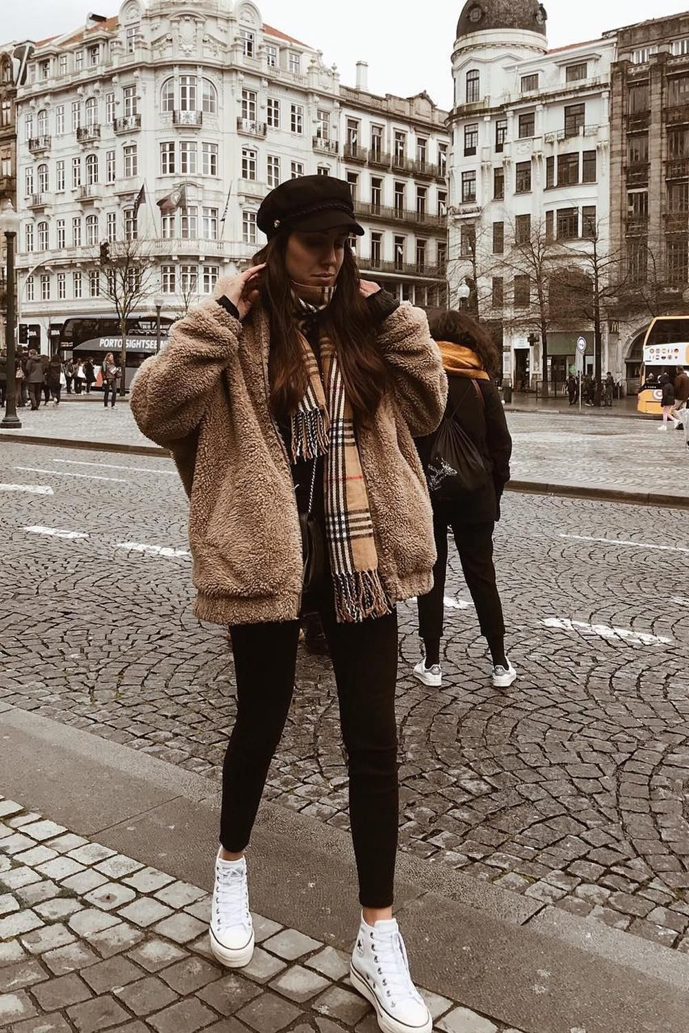 Pin by Dominga Elgart on Style in 2020 | White converse