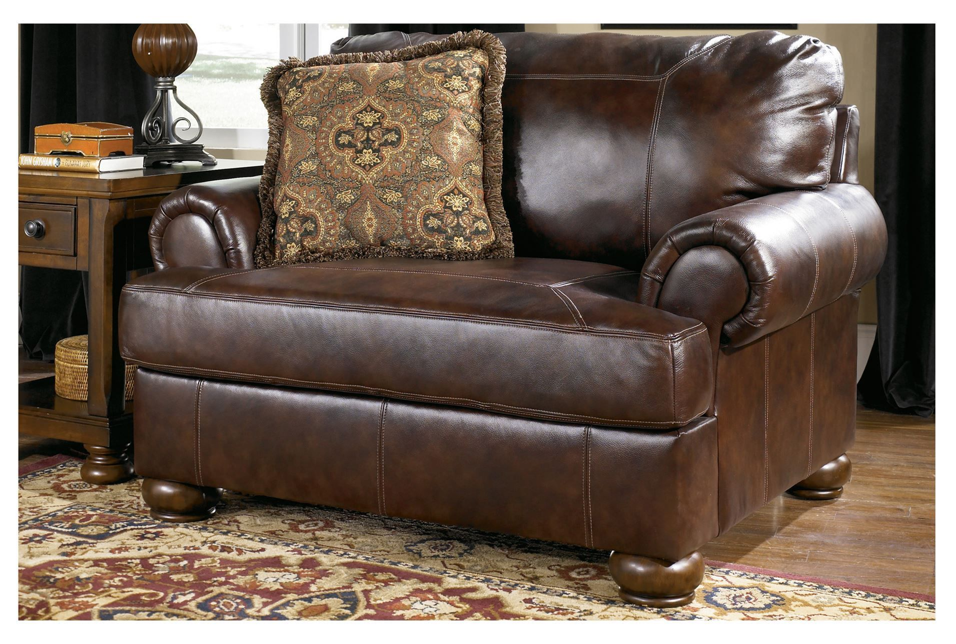 Axiom chair leather living room furniture chair and a