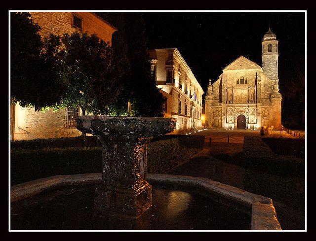 Úbeda, Patrimonio Cultural de la Humanidad. España