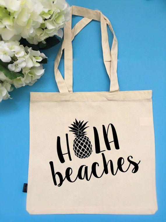 Tote Bag LET/'S BE MERMAIDS Tote Bag Beach Shopping Carry-on Purse Handbag