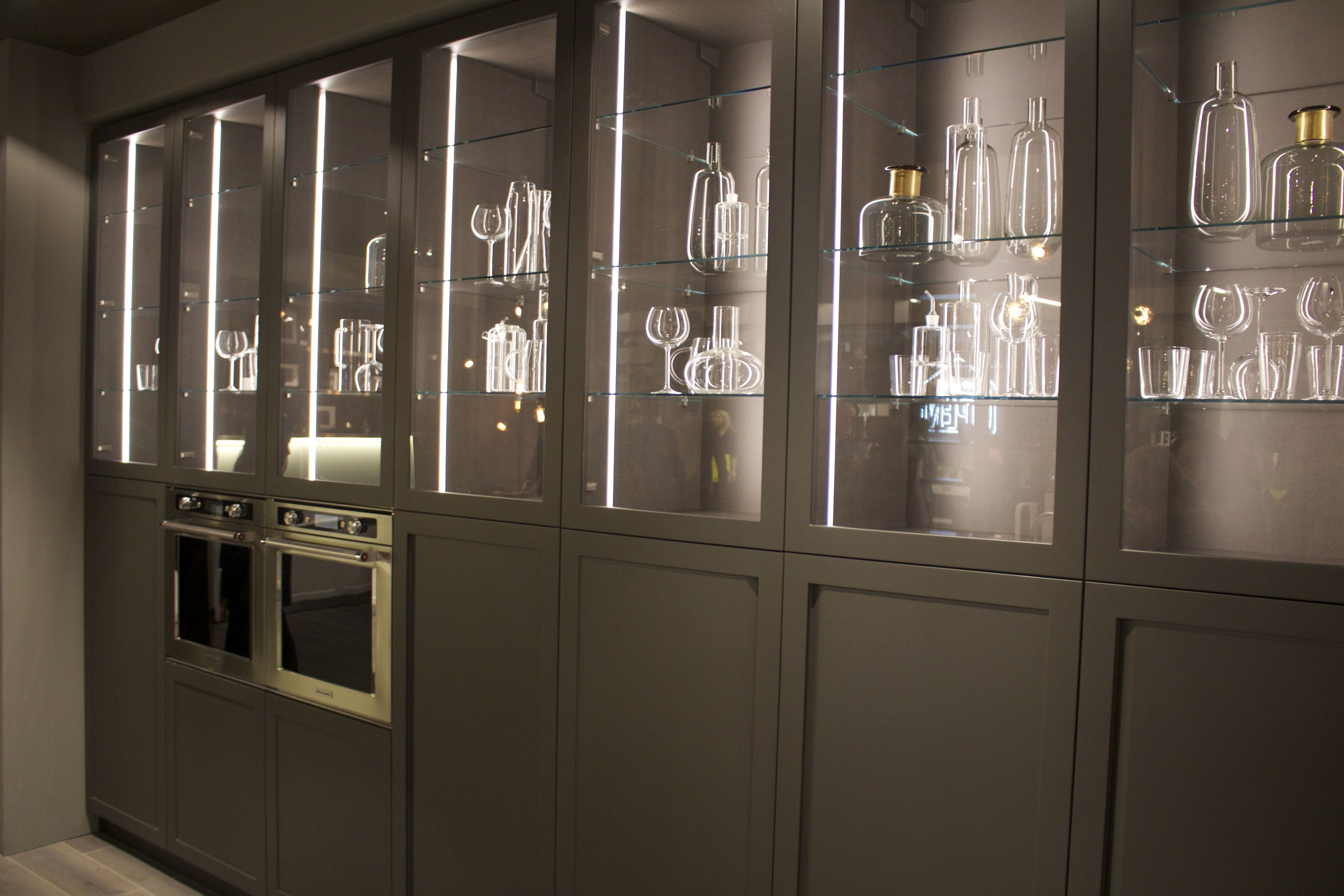 scavolini küche - vitrine | 0.05 küche/nebenküche | pinterest, Hause ideen