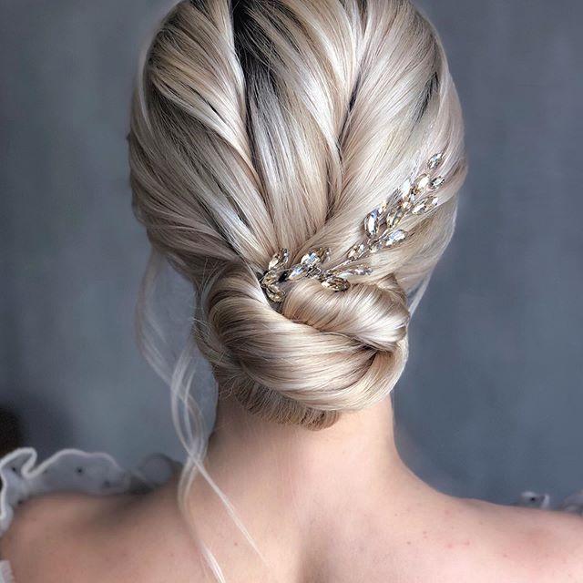 52 Perfekte Hochzeitsfrisuren Für Mittlere Frisuren