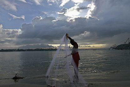 Monsoon hits Kerala coast: June 6,2014