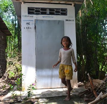 Children In Vietnam Need Private Latrines And Bathing Rooms