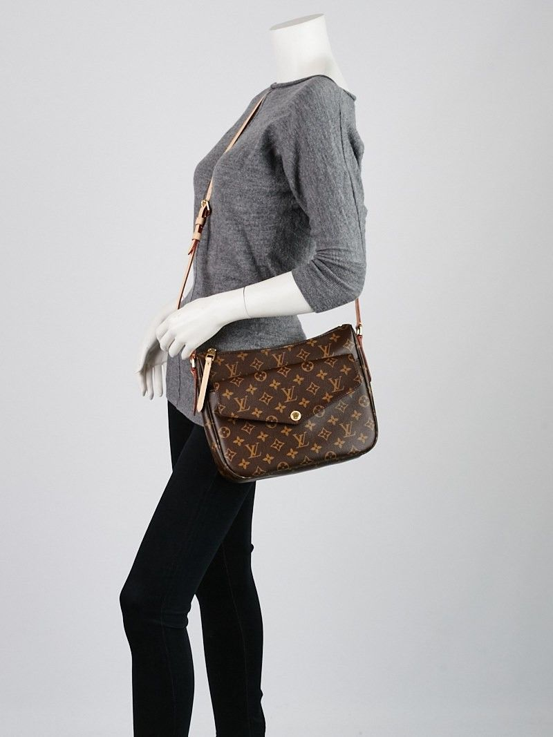 32dcf3ed789c Louis Vuitton Monogram Canvas Mabillon Bag