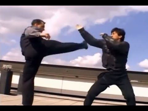 Jackie Chan Kampfkunst