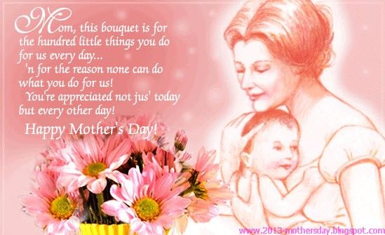Happy-mother-day-2014 | Ansh | Mothers day quotes, Happy mothers day
