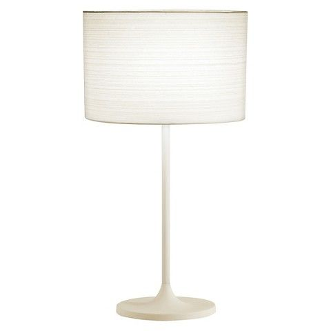 Adesso Oslo Table Lamp White C Sets