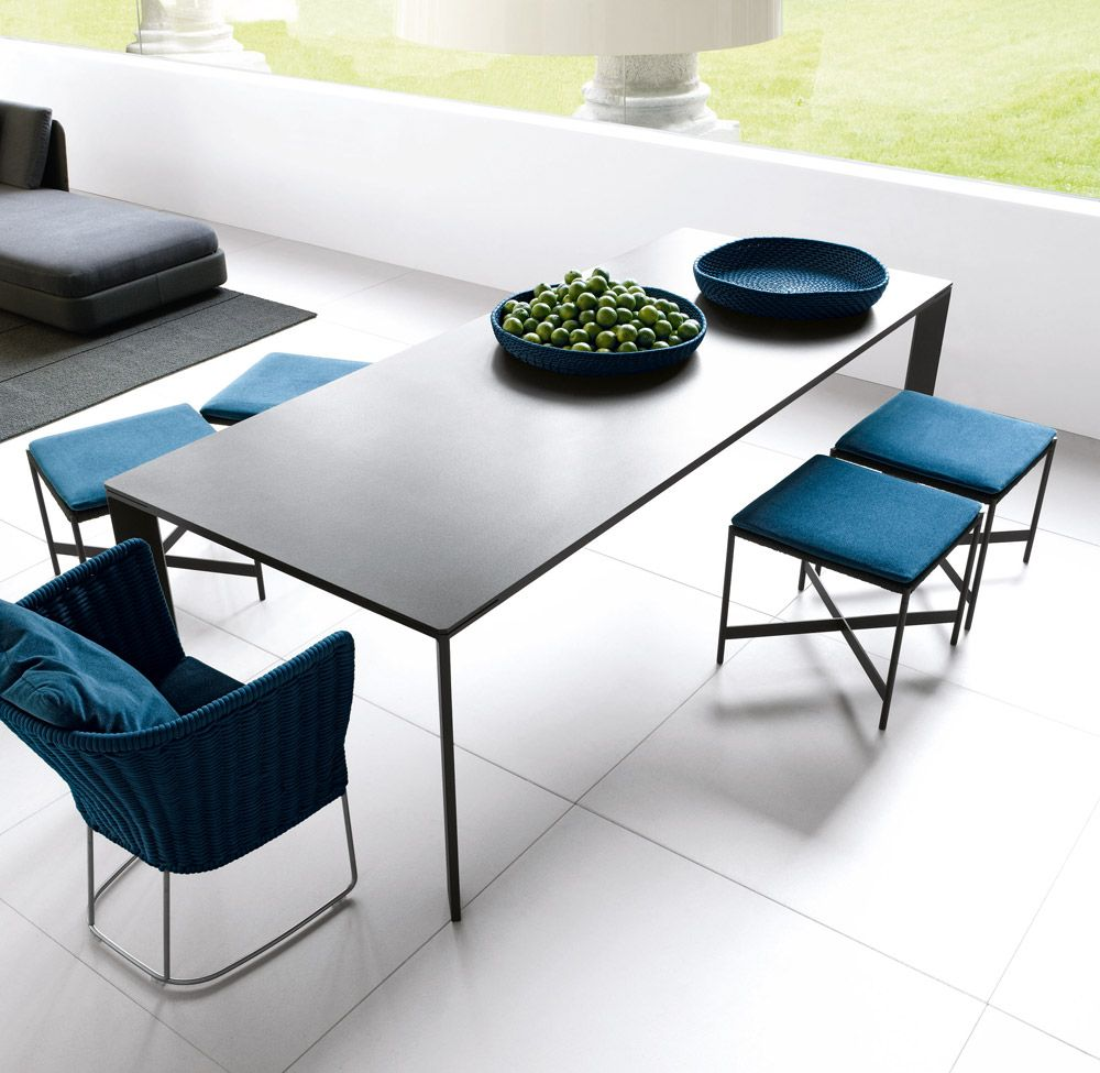 Sunset Table designed by Francesco Rota for Paola Lenti | Outdoor ...