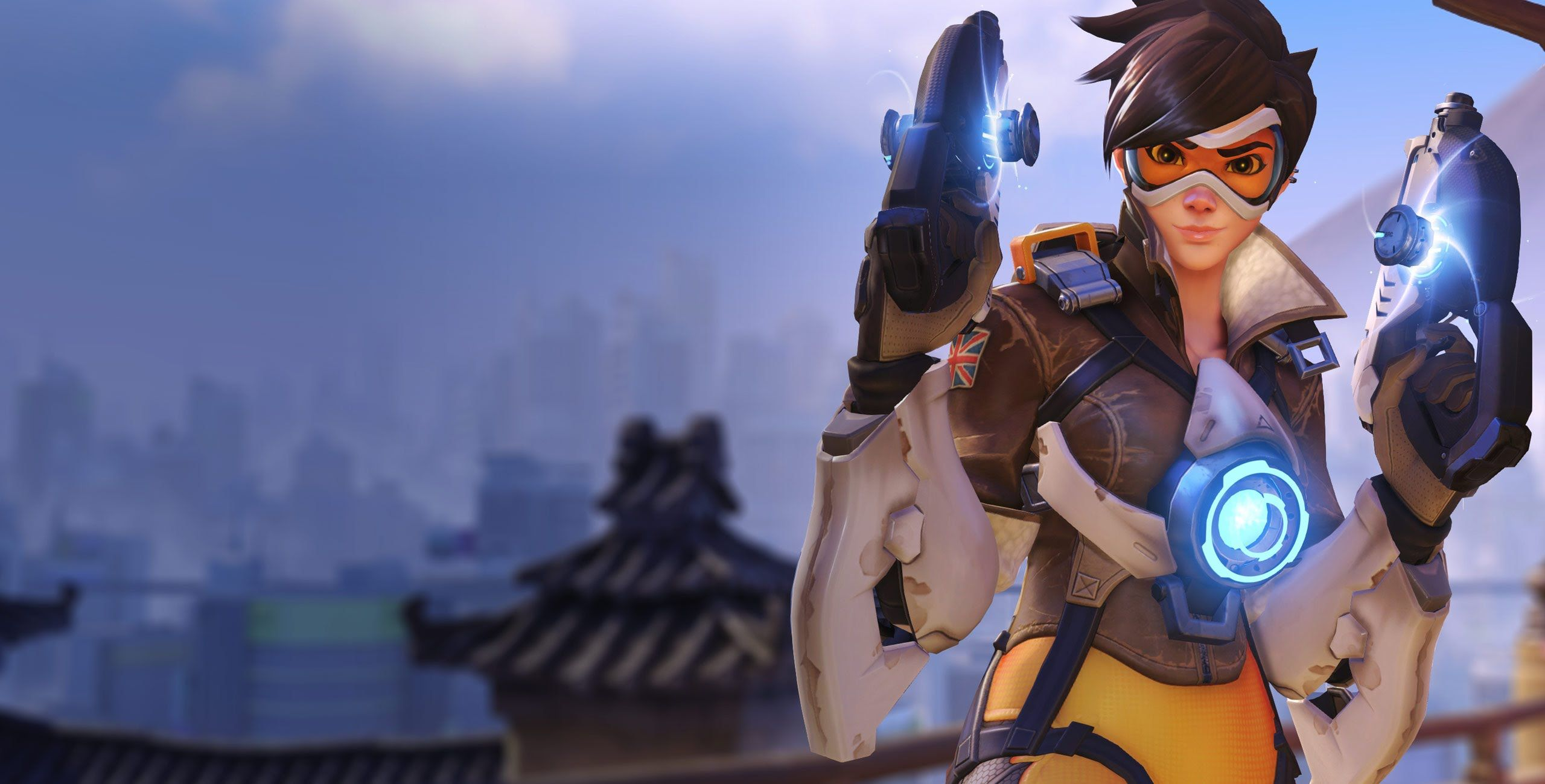 Overwatch: Tracer Cosplay Hair and Makeup Tutorial #CoolStuffGeekery # cosplay #overwatch #tutorials