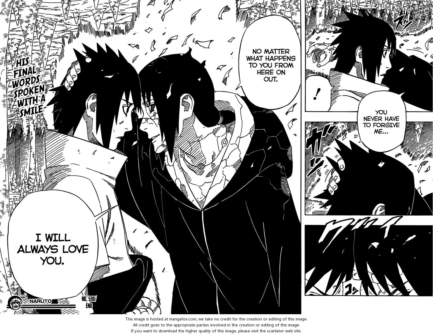Naruto 590 I Will Always Love You
