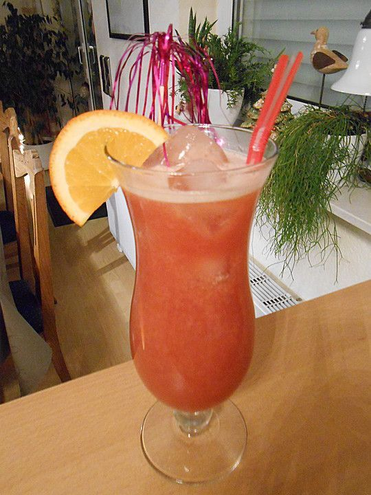 Photo of New Year's cocktail without alcohol by Laura2399 | Chef