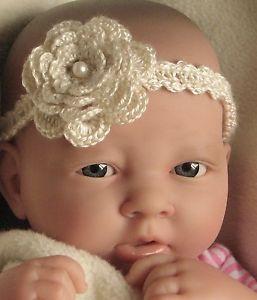 Crochet pattern instructions baby headband with flower trim ref crochet pattern instructions baby headband with flower trim ref dt1010fo