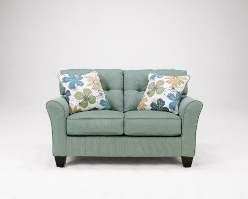 Signature Design By Ashley Kylee Lagoon Loveseat At Home