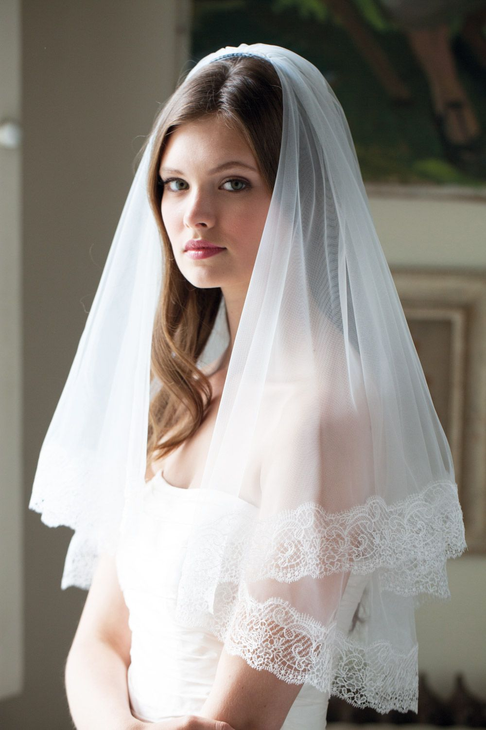 Wedding Bride Veil sluier trieste accessories pinterest lace veils do you want long and floaty short sweet just a sheer hint or full on extravaganza no were not talking about