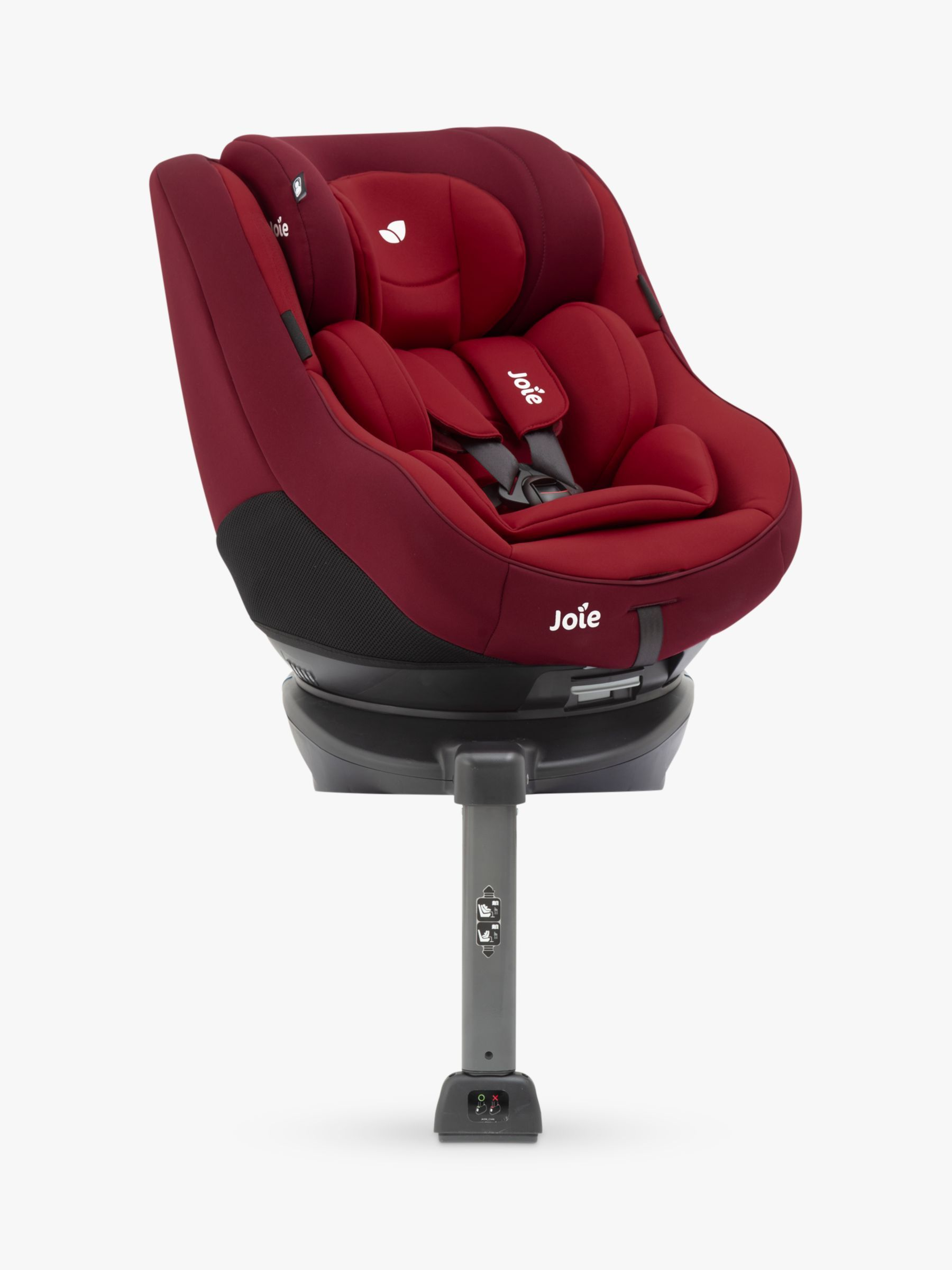 Joie Spin 360 Group 0+/1 Car Seat, Merlot Car seats