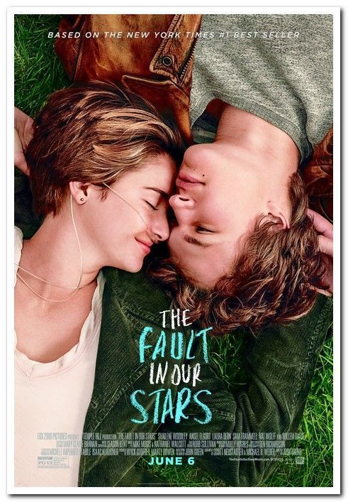 Fault In Our Stars 2014 Orig D S 27x40 Reg Movie Poster Shailene Woodley Ebay The Fault In Our Stars Good Movies Film Movie