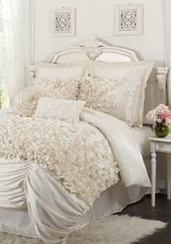 Peachy Lush Decor Lucia Bedding Coordinates Home Style Bedroom Download Free Architecture Designs Grimeyleaguecom