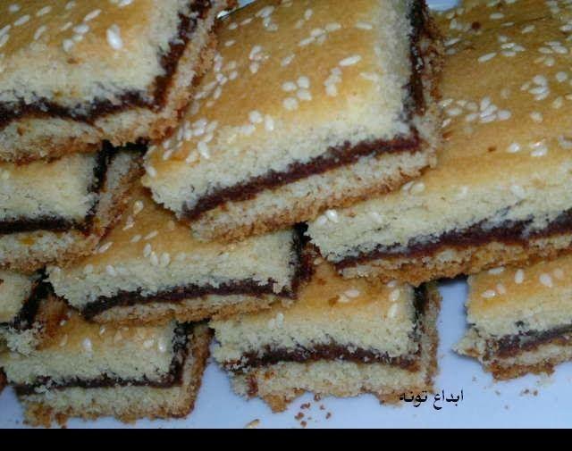 مطبخ منال العالم صينية كعك العيد بالتمر Arabic Dessert Desserts Ingredients Recipes