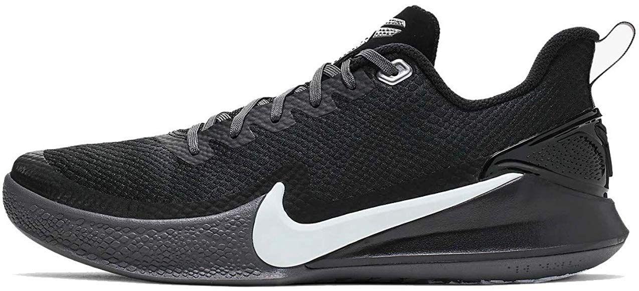 velocidad legal Infrarrojo  Amazon.com | Nike Kobe Mamba Focus Basketball Shoes, (Black/Grey, Size 8 M  US) | Basketball #affiliate#bestseller#shoes in 2020 | Black shoes,  Basketball shoes, Nike