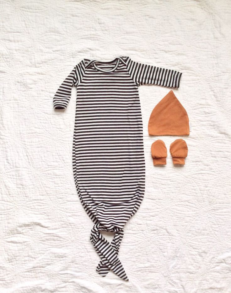 Photo of Baby Boy coming home outfit Newborn boy outfit Newborn boy gown baby boy clothes Knotted gown Take home outfit hipster baby clothes