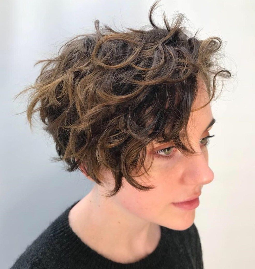 Pin On Short Perms