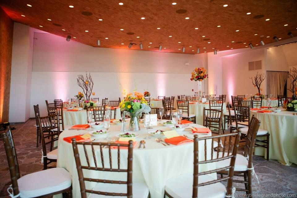 Fabulous lighting for a Knoxville wedding reception by Luma Designs! Click the image link to give them a call about your wedding today. Image credit: Christine Legrand Photo.