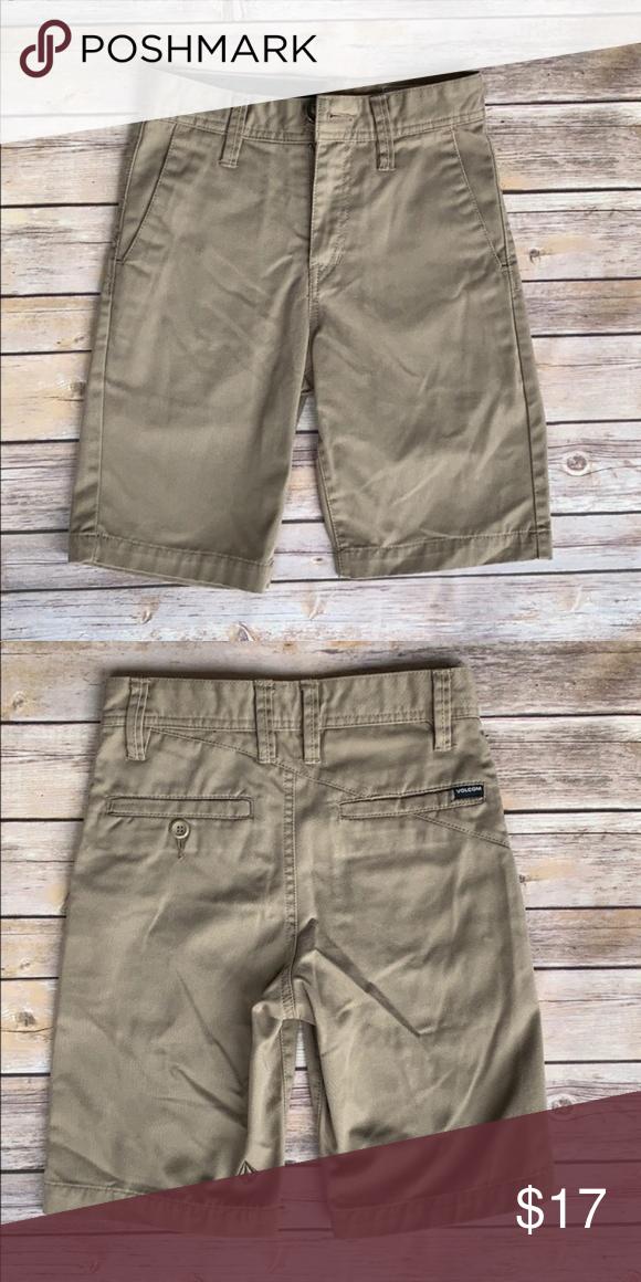 Volcom Boys Frickin Chino Shorts