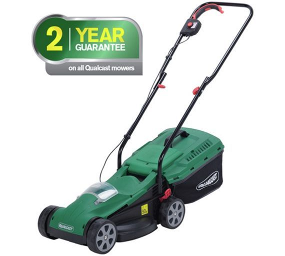 Buy Qualcast Cordless Lawnmower - 24V Lithium 4Ah Battery at Argos.co.uk, visit Argos.co.uk to shop online for Lawnmowers and accessories, Lawnmowers and garden power tools, Home and garden