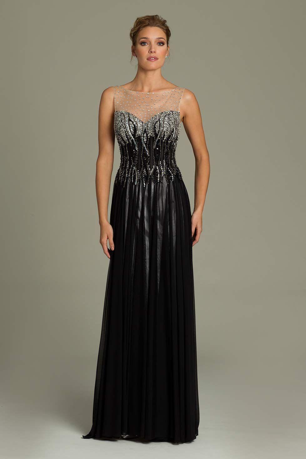 Jovani open back long gown funeral attire pinterest halloween