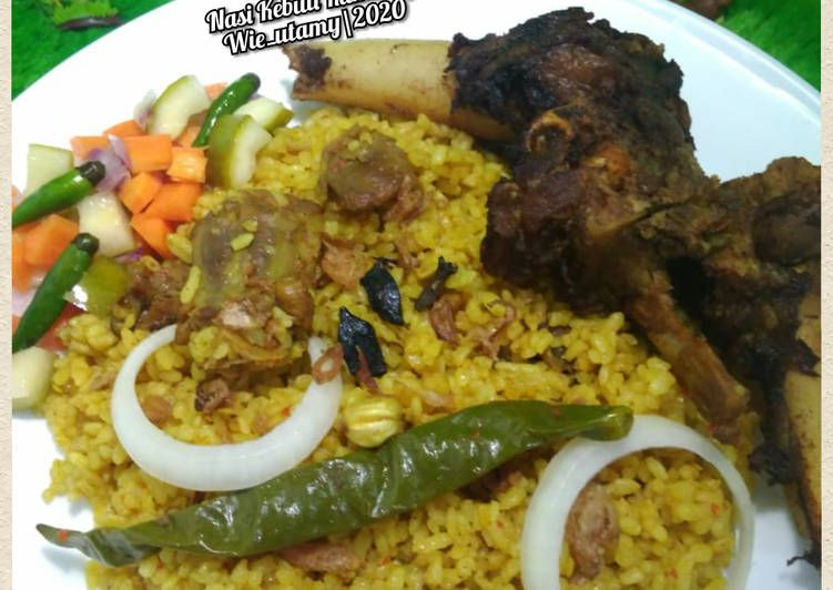 Resep Nasi Kebuli Kambing Recook Mba Susi Agung Lezat Resep Kambing Masakan Rebusan Daging