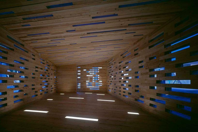 Space lab by Kohki Hiranuma architect & associates