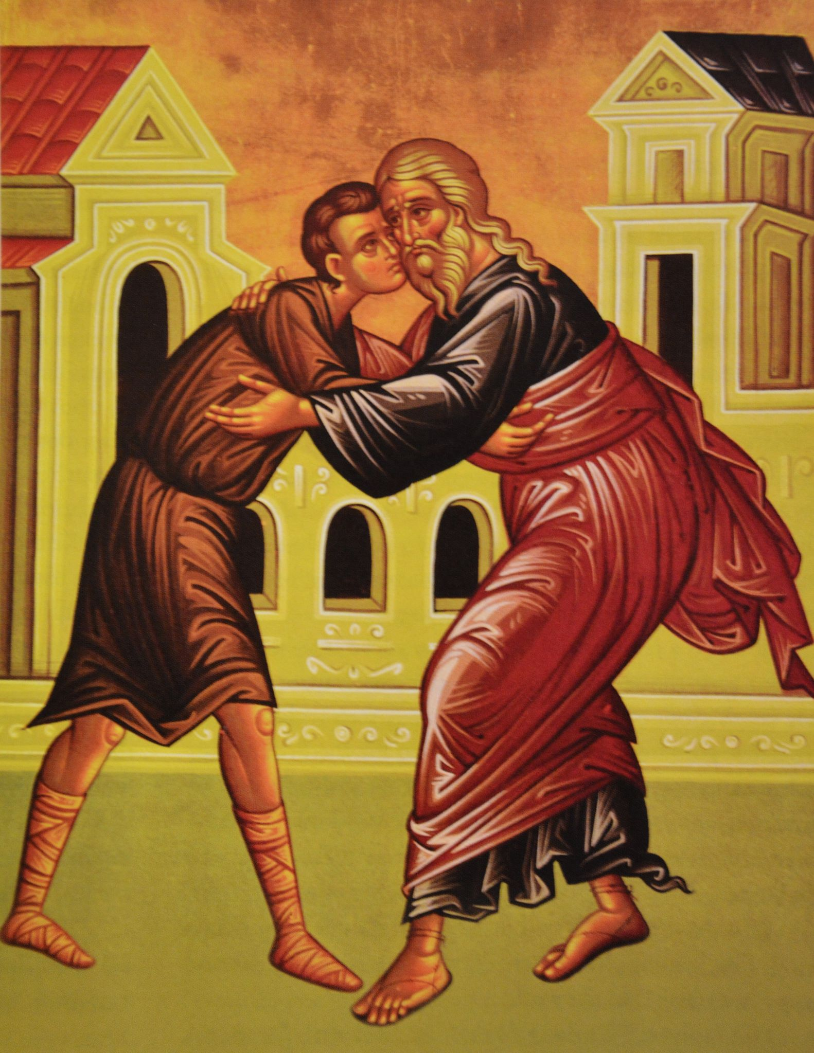 Pin On Luke 15 11 Parable Of The Prodigal Lost Son