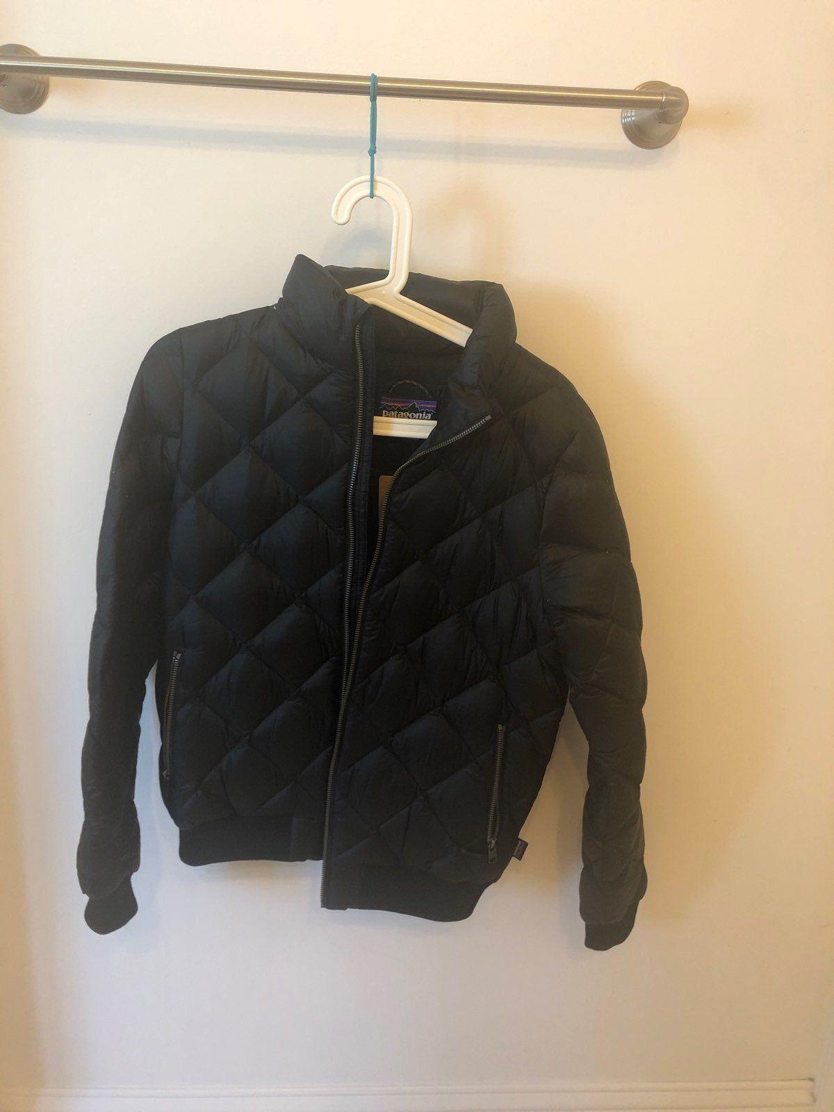 Amazing, warm down Patagonia Puffer Jacket, size small