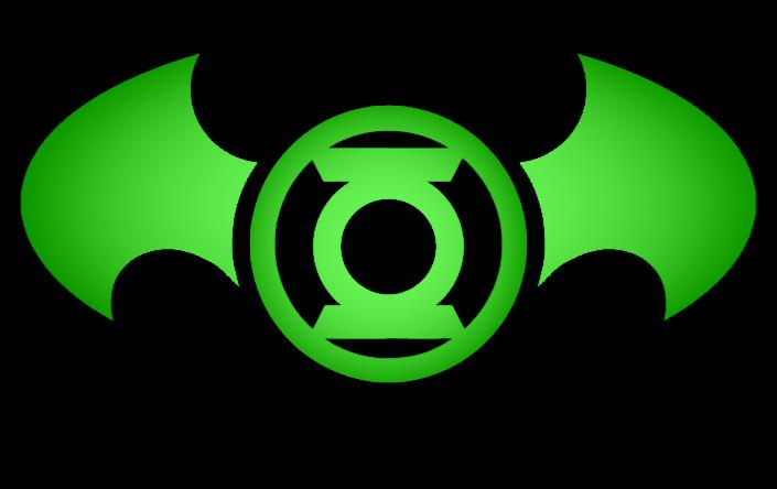 Batman Green Lantern Logo By Kalel7 On Deviantart Batman Green Lantern Green Lantern Logo Lanterns