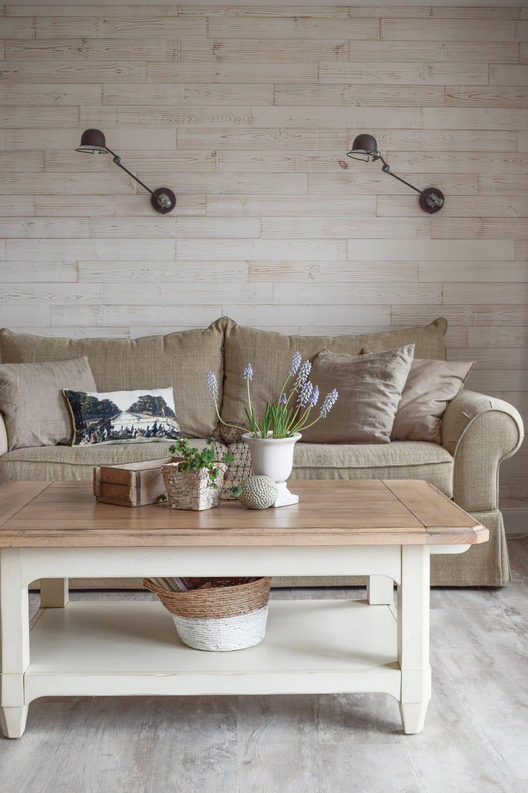 Wohnzimmer Dekoidee Wandverkleidung Holz Wandwood Deko Einrichtung