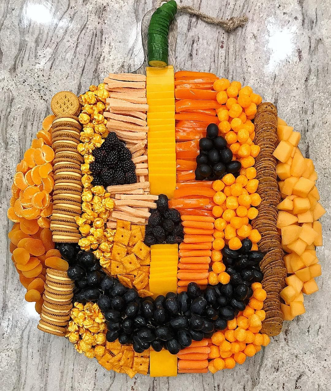 6 Scary-Cute Pumpkin-Shape Snacks (That are Healthy, Too!)