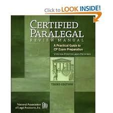 Become A Certified Paralegal Paralegal Paralegal Student Law Books
