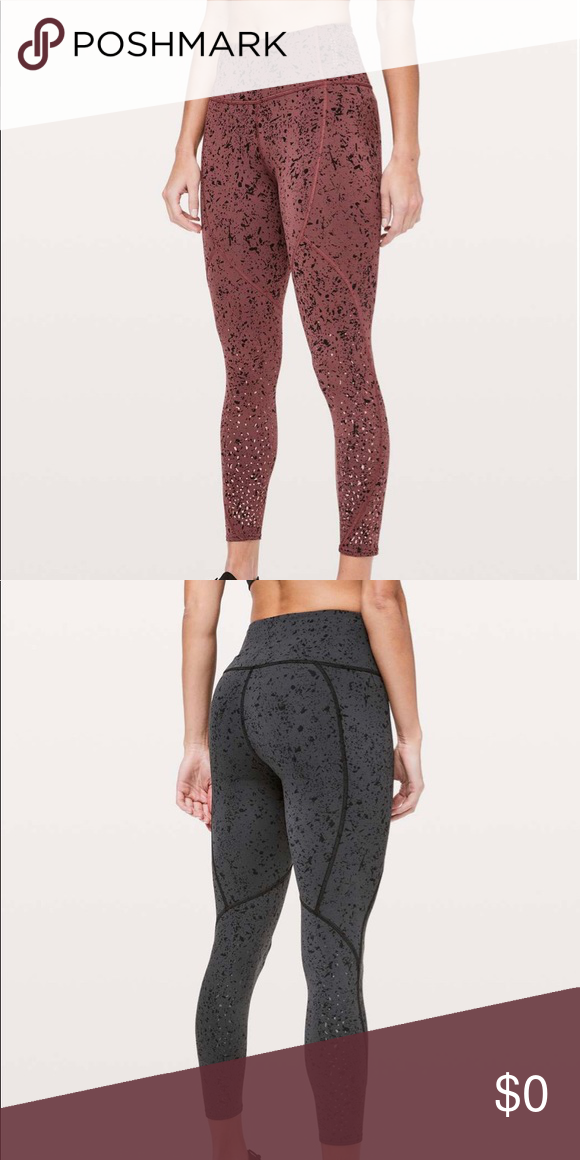 4637674f1a1e51 ISO lululemon SoulCycle To The Beat *Reflective ISO lululemon SoulCycle To  The Beat *Reflective Looking for either color in a size 6! lululemon  athletica ...