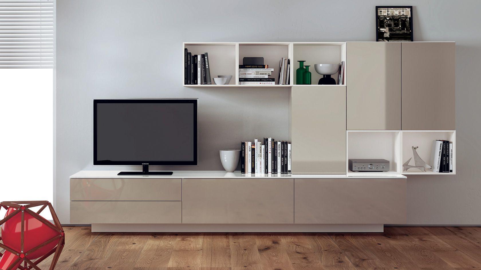 Living Living Sax Scavolini | tv modernos | Pinterest | Mobili ...