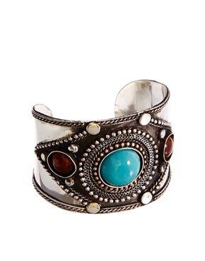 ASOS Back Stage Cuff Bracelet
